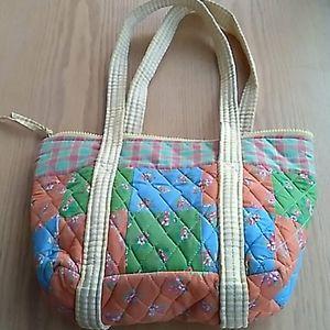 QK Quilted Handbag